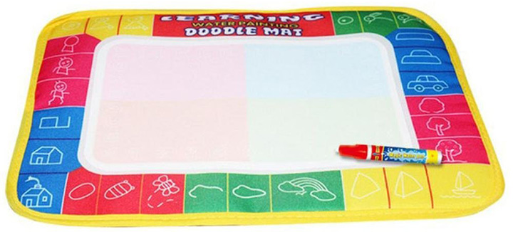 Dreaman New Water Drawing Painting Writing Mat Board Magic Pen Doodle Toy Gift