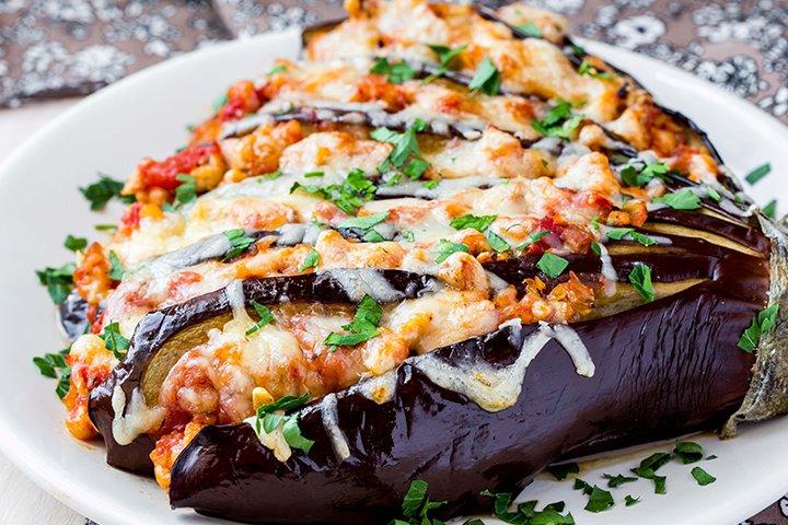 Eggplant Baby Food Recipes - Eggplant Lasagna