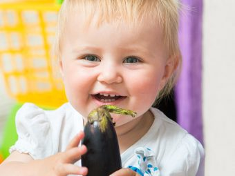 Top 10 Eggplant Recipes For Babies