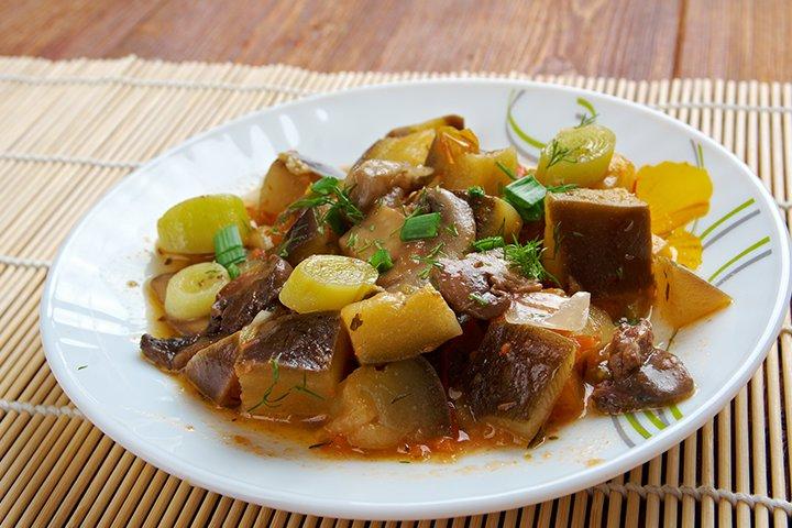 Eggplant Baby Food Recipes - Eggplant Sauté