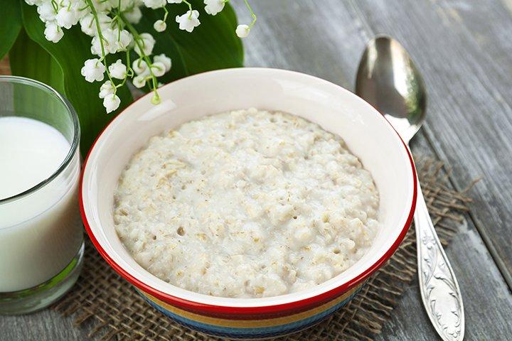 Indian Baby Food Recipes - Elaichi Wheat Porridge