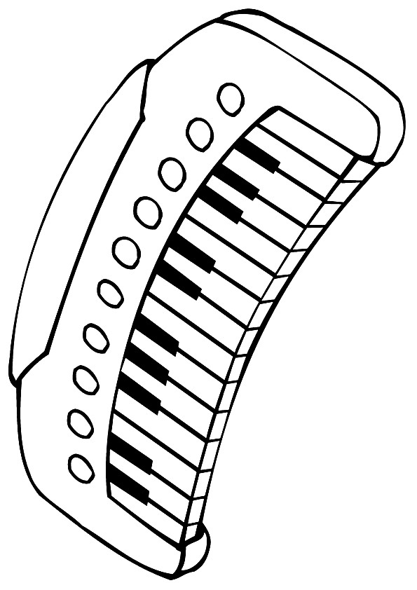 Electronic-Keyboard