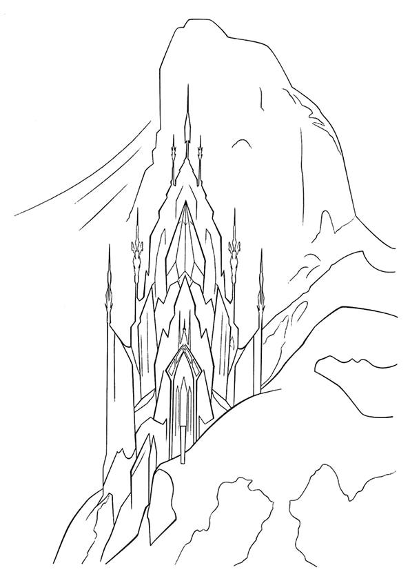 Elsa's-Ice-Palace