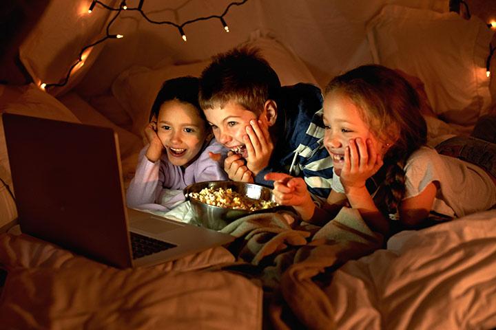 Raksha Bandhan For Kids - Enjoy Watching Children's Movies