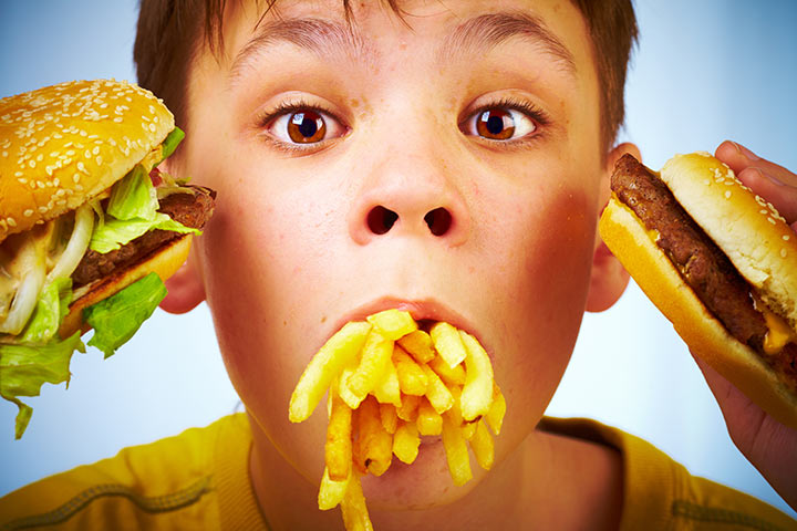 Fast Food For Kids Pictures