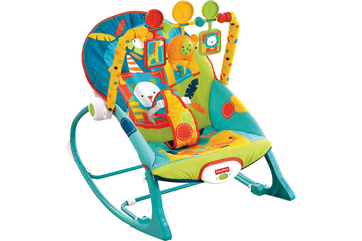 Fisher-Price Infant-to-Toddler Rocker 53719