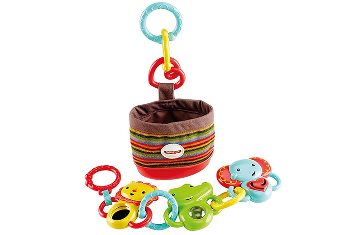 Fisher-Price Link 'n Go Play Pack