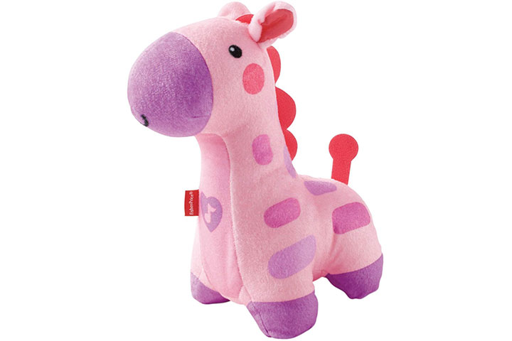 Fisher-Price Soothe & Glow Giraffe 7355