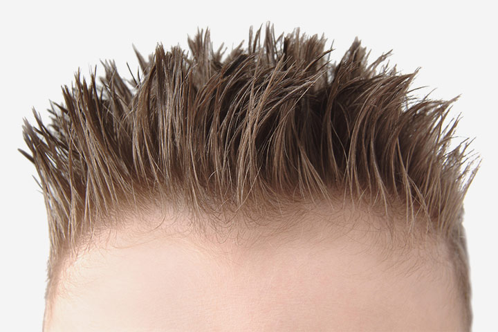 Flat Top Hairstyle Images