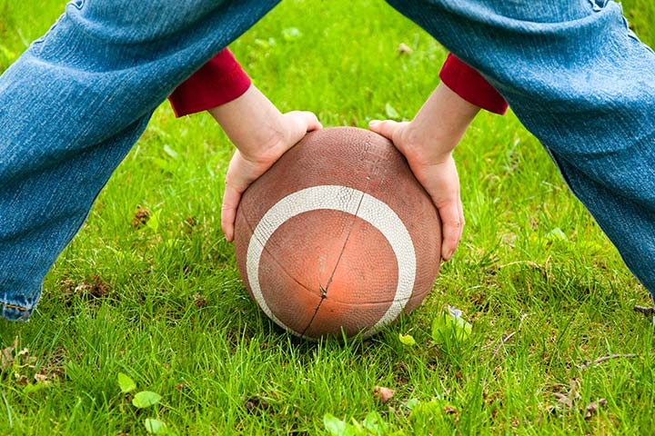 Spring Activities For Kids - Future Quarterbacks