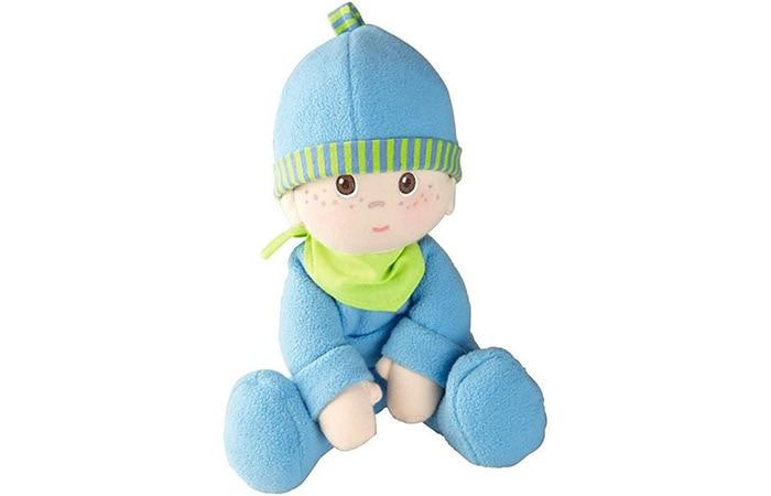 HABA Snug-up Doll Luis 6151