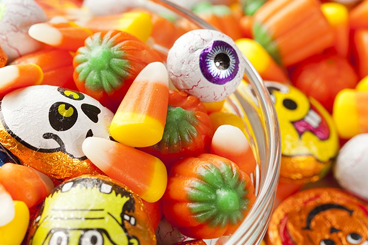 Halloween Activities For Teens - Halloween Night Candy Hunt