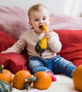 Health Benefits Of Pumpkin For Babies