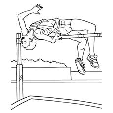 High Jump Olympic