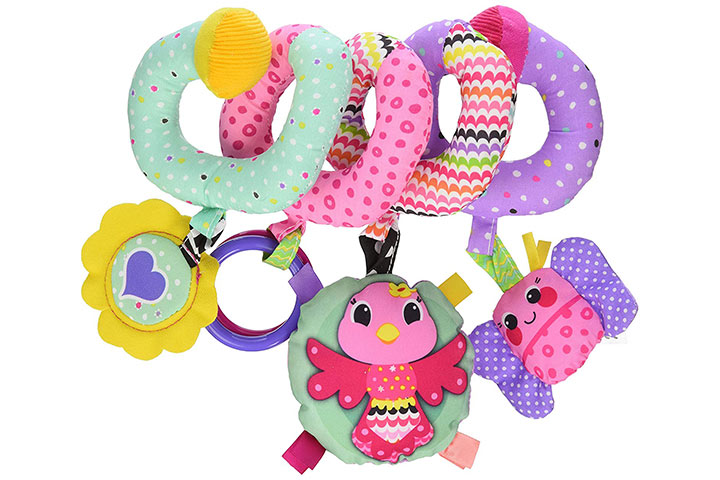 Infantino Spiral Activity Toy 11423