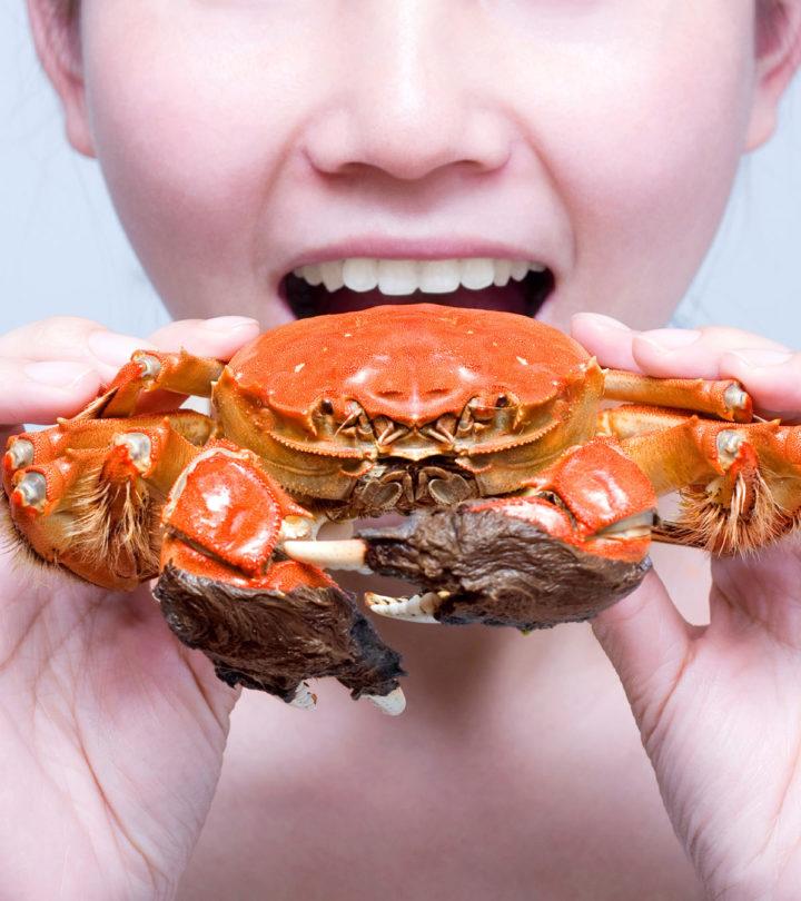 Crab During Pregnancy