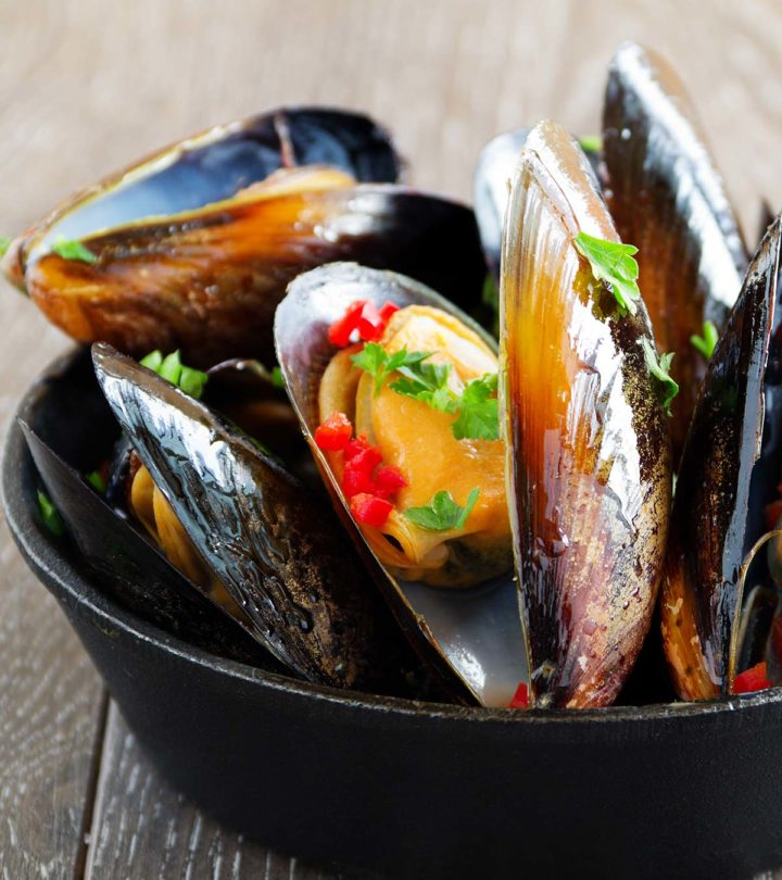 Mussels While Pregnant