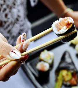 Is It Safe To Eat Sushi While Breastfeeding