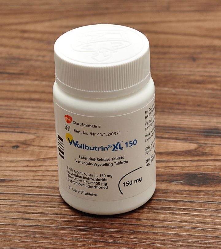 Is It Safe To Take Wellbutrin (Buproprion) While Breastfeeding