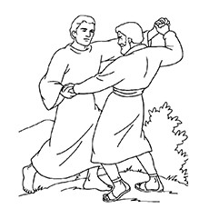 Jacob-Wrestling-With-God