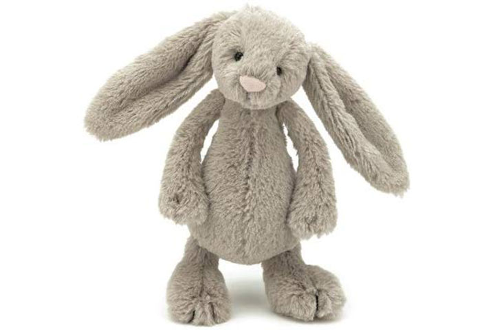 Jellycat Bashful Beige Bunny Stuffed Animal 81180