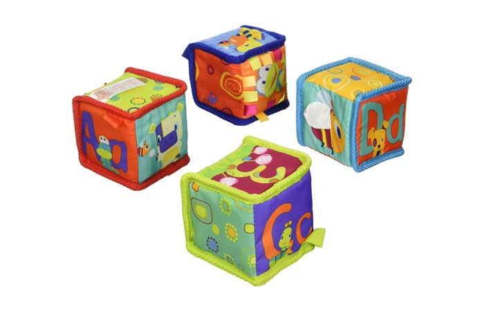 Kids Ii Bright Starts Grab and Stack Blocks 07