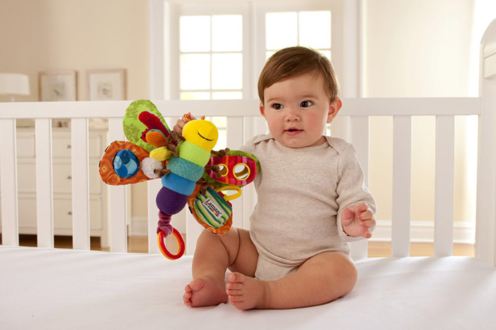Toys For 2 Month Old - Lamaze Play and Grow, Freddie The Firefly