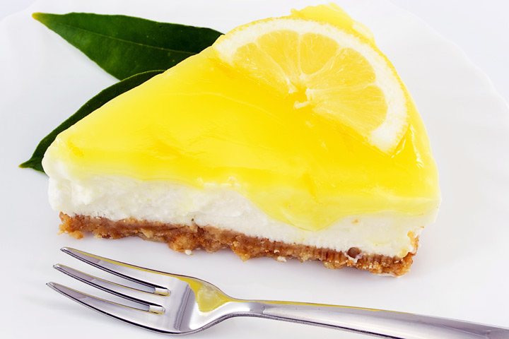 Cheesecake During Pregnancy - Lemon Cheesecake