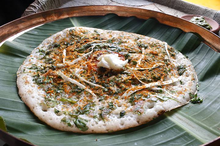 Indian Baby Food Recipes - Methi Dosa