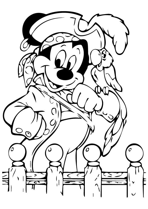 Mickey-The-Pirate