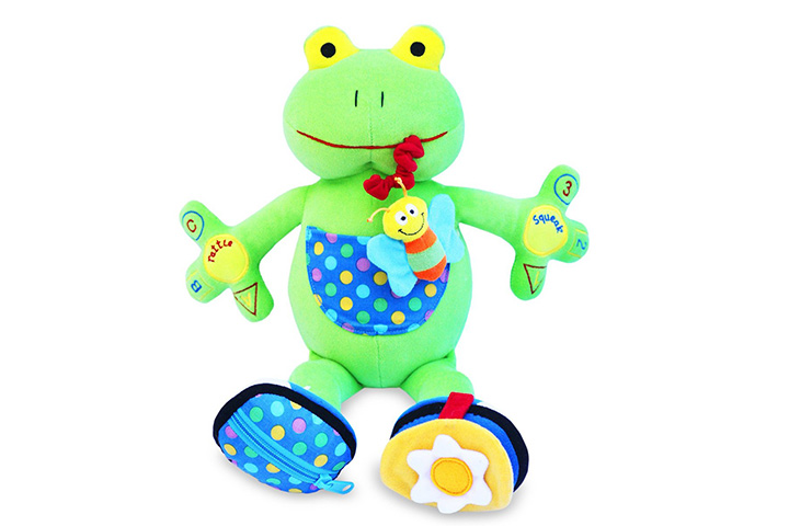 My PAL Jumper The Frog Activity Toy