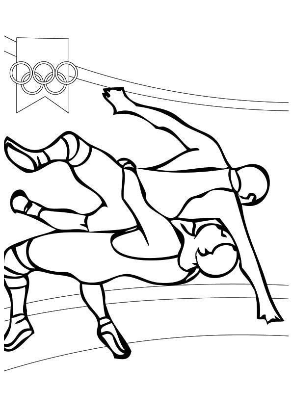 Olympics-Wrestling-Championship