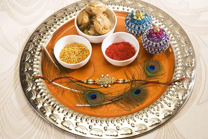 Raksha Bandhan For Kids - Organize 'Rakhi Thali Decoration' Competition