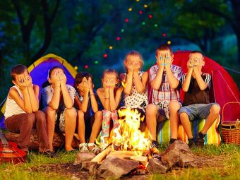 14 Great Camping Games And Activities For Kids