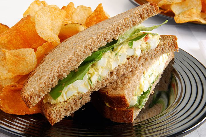 Indian Baby Food Recipes - Paneer Bhurji Sandwich