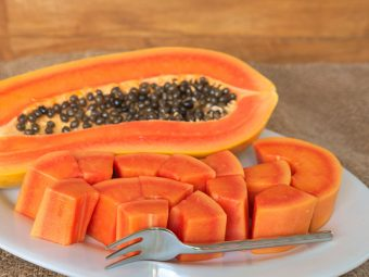 6 Amazing Health Benefits Of Consuming Papaya While Breastfeeding
