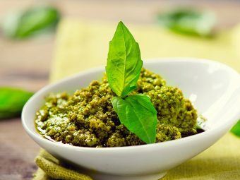 5 Wonderful Health Benefits Of Pesto During Pregnancy