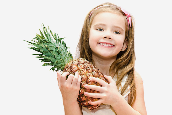 Pineapple Recipes For Kids
