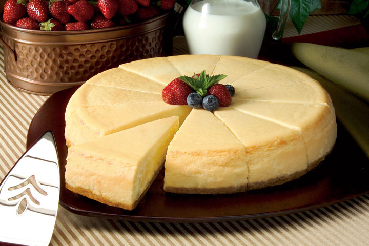 Cheesecake During Pregnancy - Plain Eggless Cheesecake