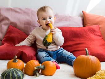 9 Wonderful Health Benefits Of Pumpkin For Babies