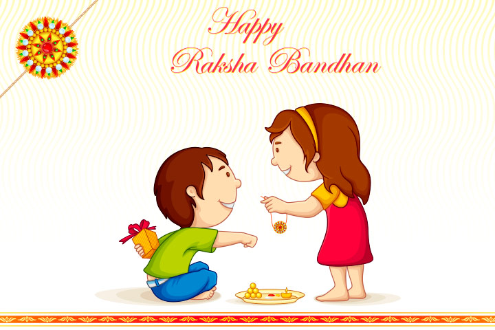 Raksha Bandhan For Kids