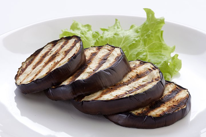 Eggplant Baby Food Recipes - Roasted Baby Eggplant