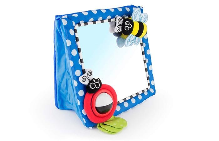 Sassy Tummy Time Floor Mirror 52344