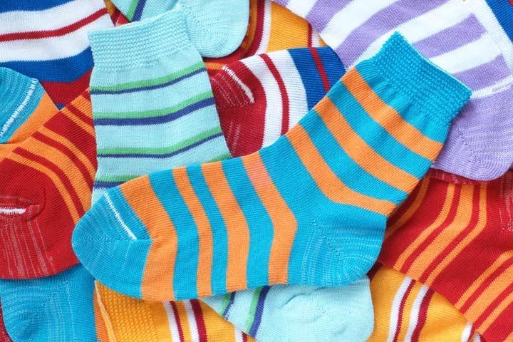 Sock toss