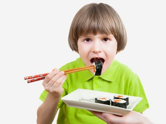 10 Simple Sushi Recipes For Kids