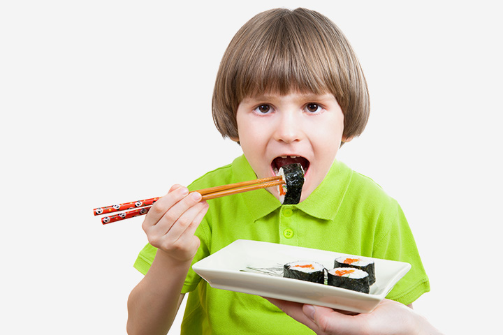Sushi Recipes For Kids