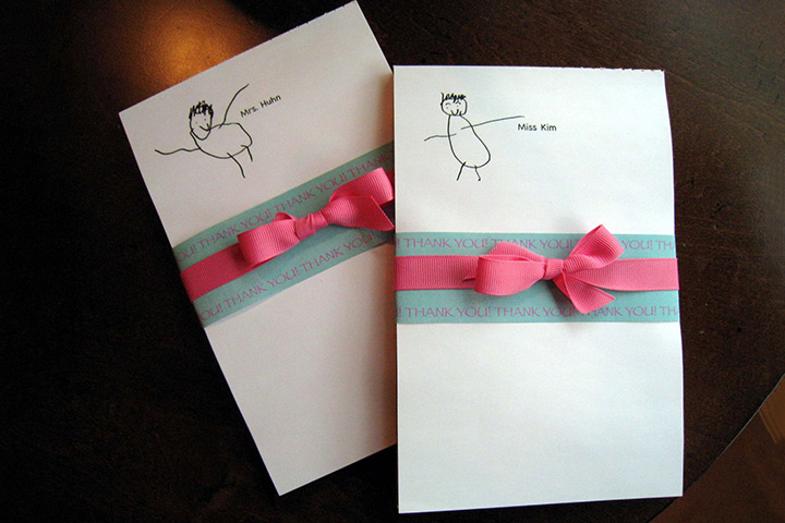 Teachers Day Card Making Ideas Part - 32: Teachers Day Gifts Pictures - Thank You, Teacher Personalized Notepad