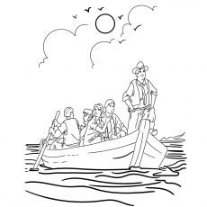 The Crew Traveling