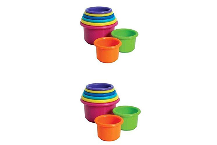 The First Years Stacking Up Cups