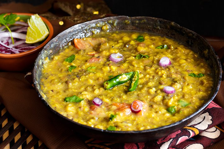 Indian Baby Food Recipes - Tinda Dal